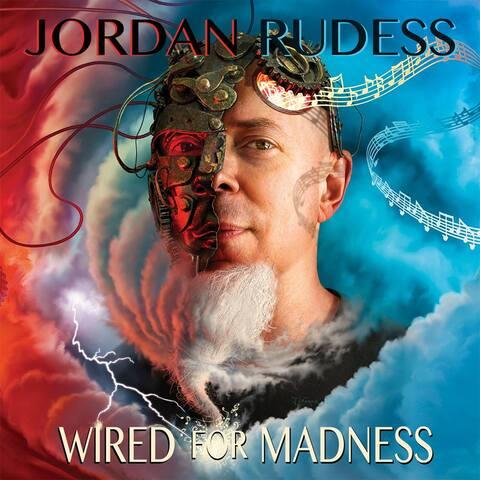 "JORDAN RUDESS - ""Wired For Madness - Part 1"" Lyric Vidéo"