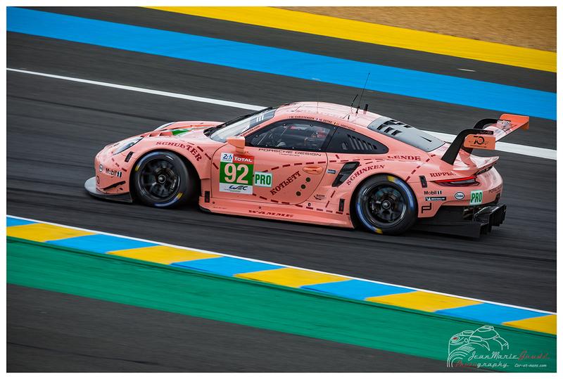 24h du Mans 2018 #4