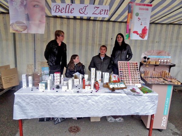 La fête de la pomme 2014 à Laignes