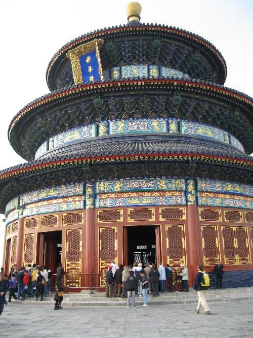 En Mars 2008, nous étions en Chine