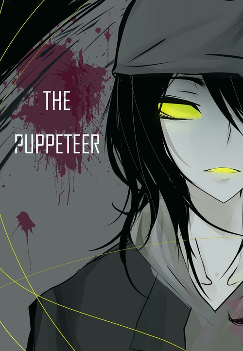 Image de creepypasta, puppeteer, and the puppeteer