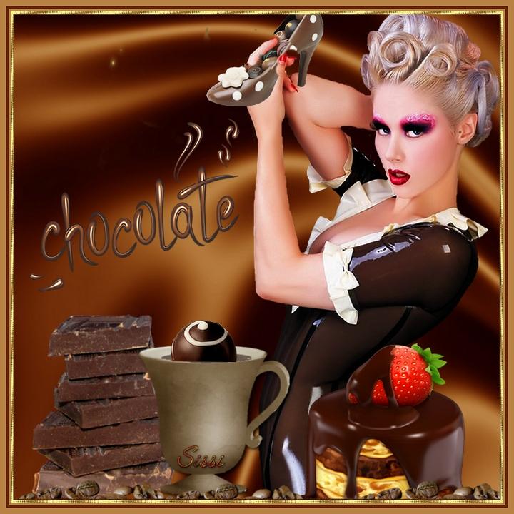 * Chocolate * Atelier de Cerise *