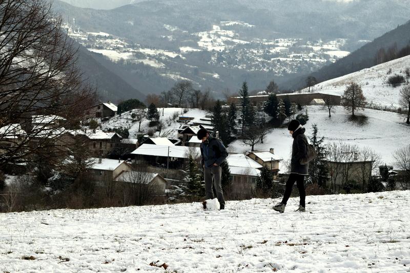 2016.01.17 Colline du Mûrier (commune de Gières, Isère)
