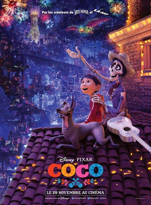 Coup de cœur : Coco (Disney - Pixar)
