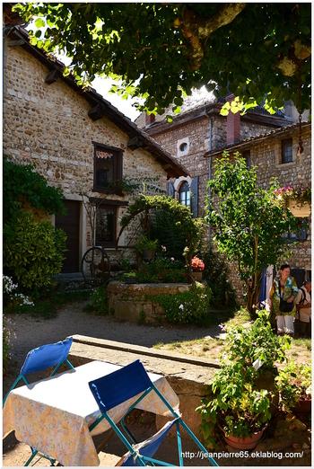2013.08.20 Village médiéval de Pérouges (département de l'Ain-Rhône-Alpes)