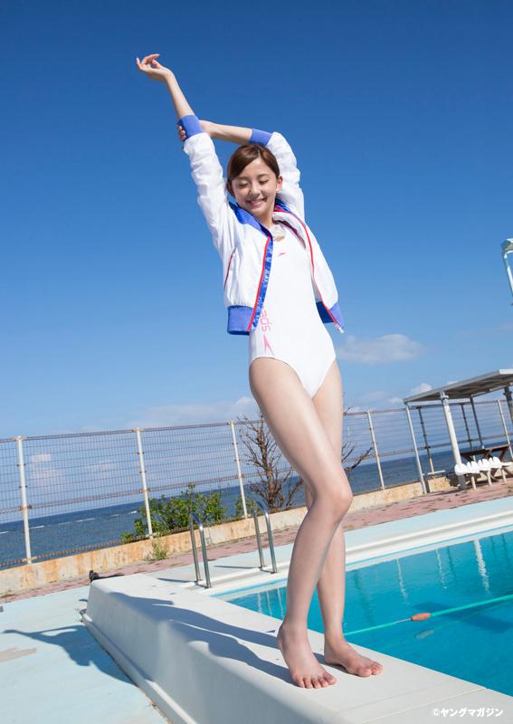 Aya Asahina 朝比奈彩 Young Magazine ヤングマガジン 2015 No 44 03