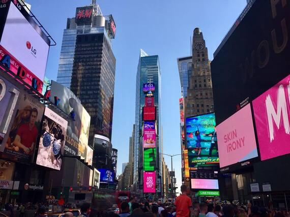 New York, New York !!!