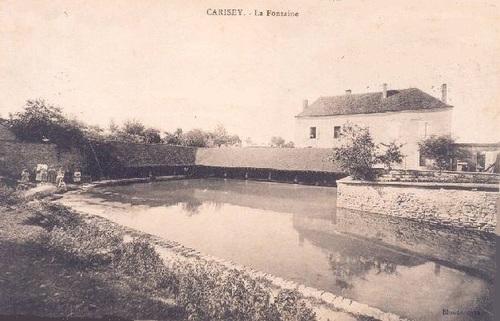 Famille Courtault, Carisey, Dyé (89)