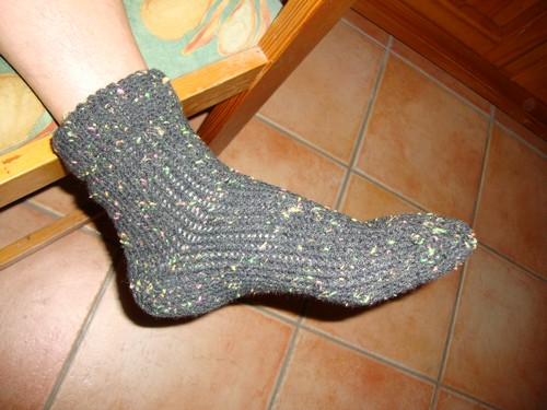 Mon tricotin ....