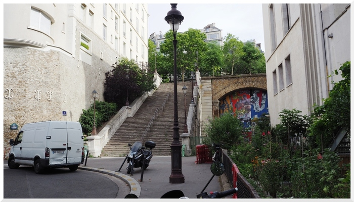 Rue de la Manutention. Paris 16ème