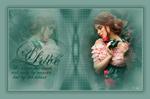 I like flowers  by Jolcsi tutoriál