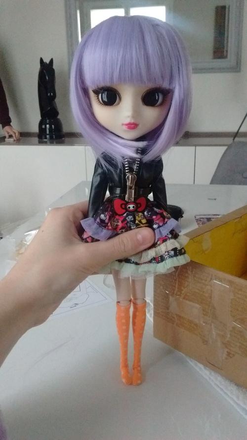 Nouvelle doll !!!