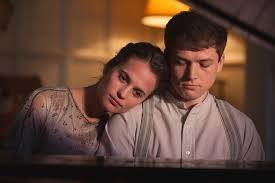 """""""Mémoires de jeunesse"""" de James Kent . Un bon film et une grande actrice."""