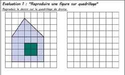 Mini-évaluations de géométrie CE1