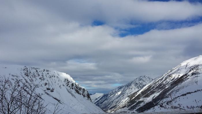 Photographie neige