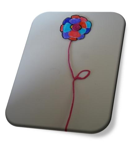 Une jolie fleur pour la fête des mamans