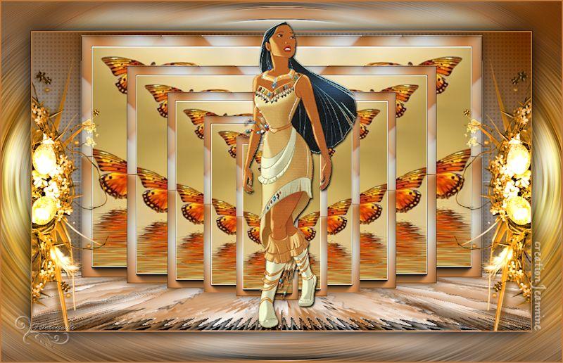 *** Pocahontas ***