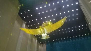 Visite du musée national du Kazakhstan