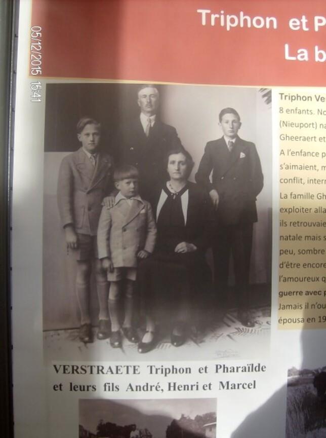 Les Flamands dans le Châtillonnais.