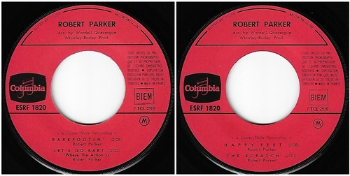 ROBERT PARKER FRENCH EP
