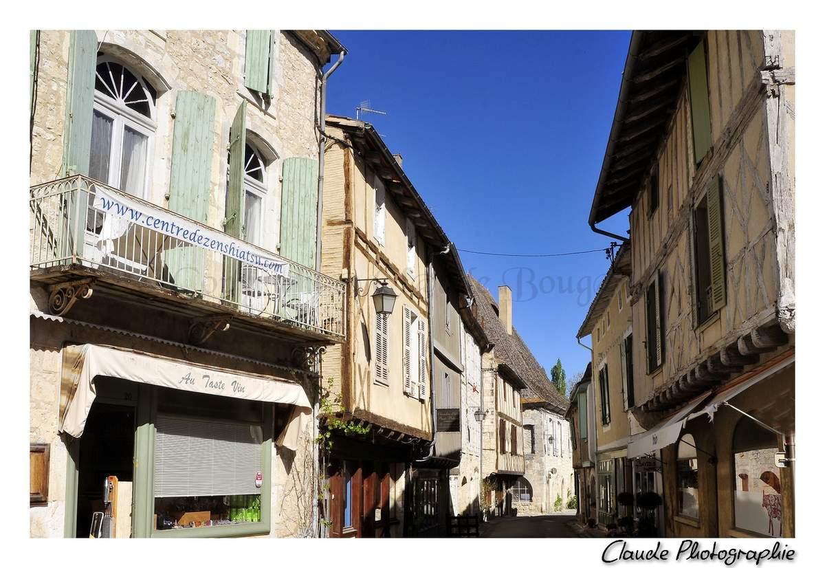 Issigeac - Dordogne - Aquitaine - 15 Avril 2014