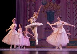 dance ballet waltz flowers ballet
