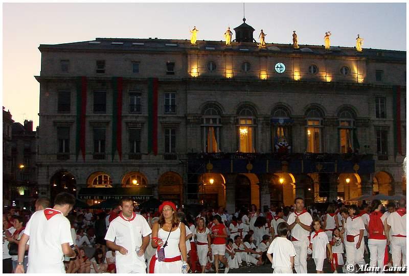 Bayonne - Feria 2011
