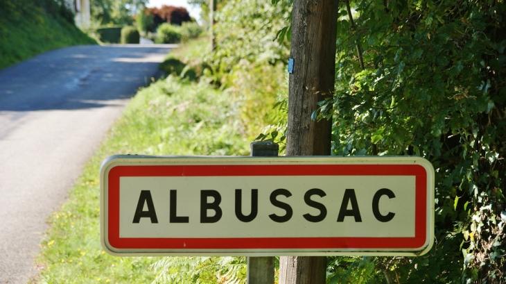 - Albussac