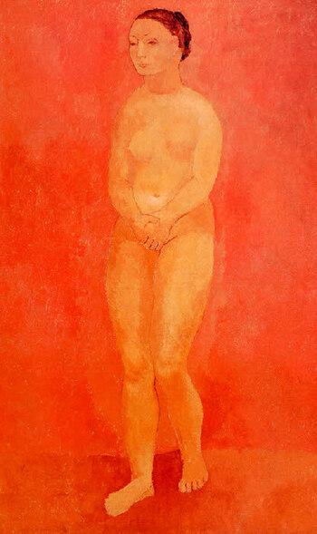 * Picasso 17-les nus de la période rose (2)
