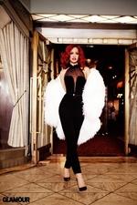 Photoshoot pour Glamour Magazine