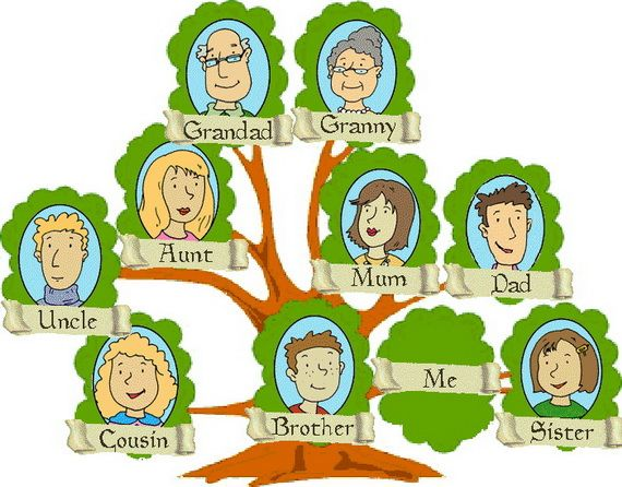 Family tree - Brot2you