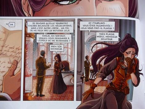 """Princesse Sara - tome 6 """"Bas les masques !"""""""