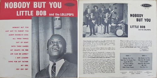 LITTLE BOB AND THE LILLIPOPS