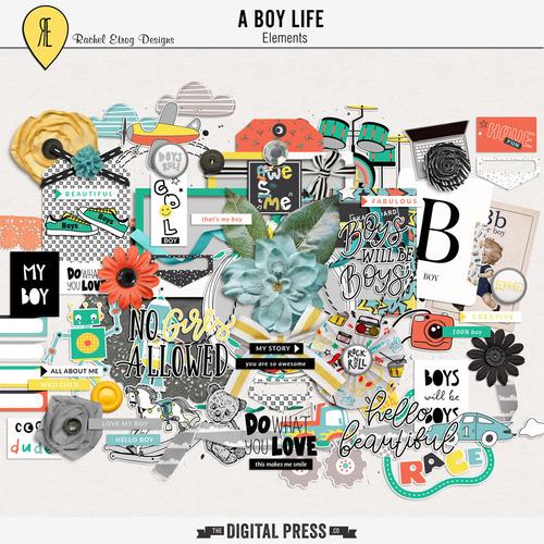 A boy life
