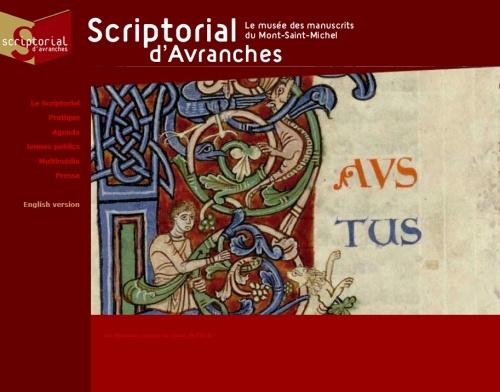 Le Scriptorial d'Avranches