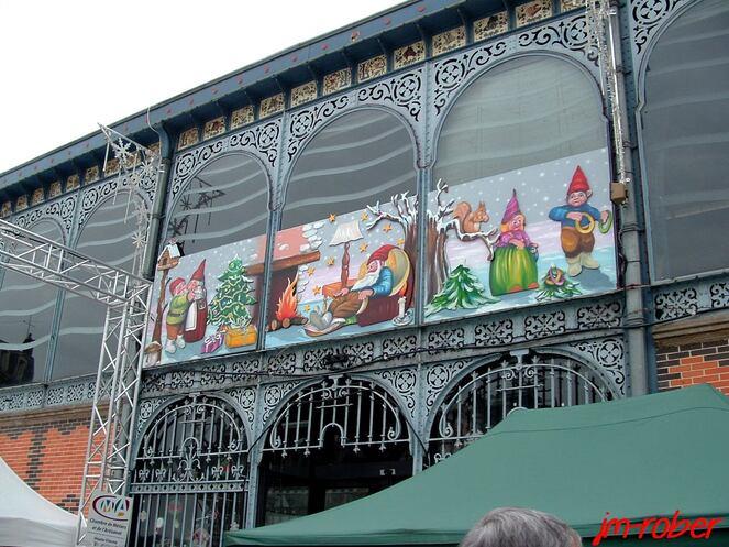 LIMOGES: 2014, ses marchés de Noël magiques au cœur de la ville (1)