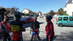 Sortie cycliste en images