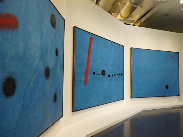 Centre Pompidou Metz Bleus Miro 2 mp13 2010