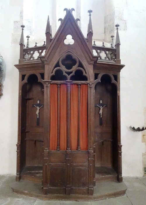 L'église de l'Assomption à Belan sur Ource