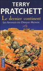 Le dernier continent de Terry Pratchett