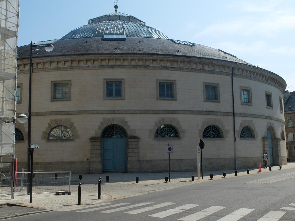 La ville de Marie-Françoise Thérèse Martin ....