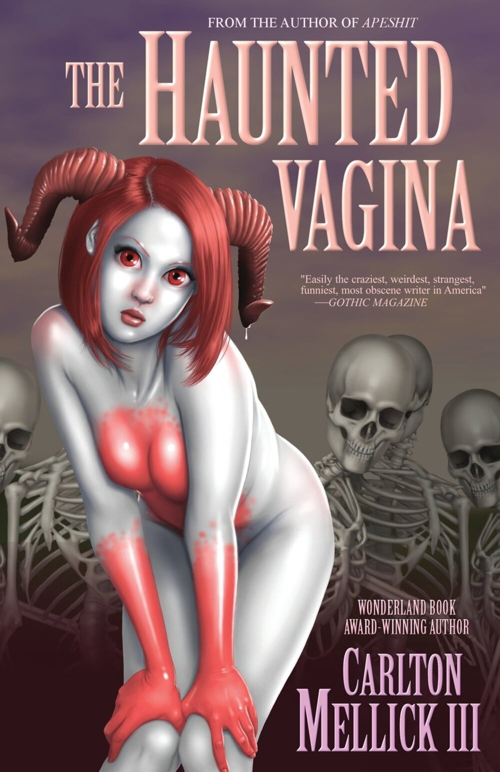Carlton Mellick III - The Haunted Vagina (2011)