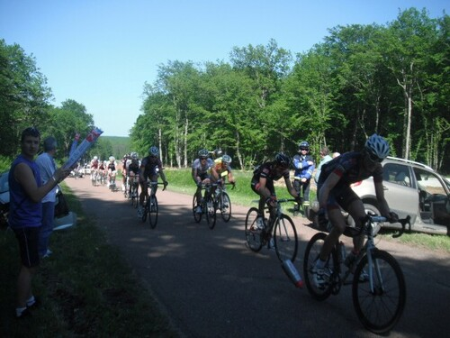 Tour de Côte d'or 2012.