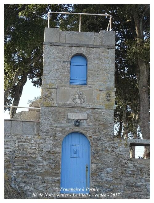 Ile de Noirmoutier - le Vieil - Vendée -