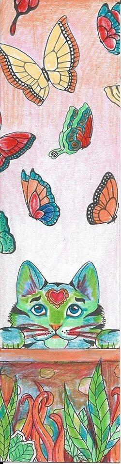 SOL : Colorie moi un chat (1)