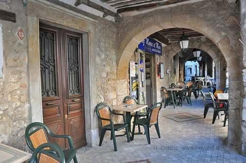 CÔTE D'AZUR : Villes et Villages  - de Cannes au pays de Vence