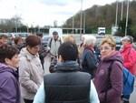 La balade du 19 février au Mémorial de Caen