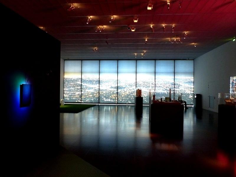Centre Pompidou-Metz / 1984 - 1999 La Décennie...