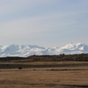 les glaciers au loin....JPG
