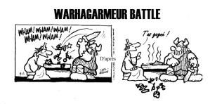 Warhagarmeur Battle